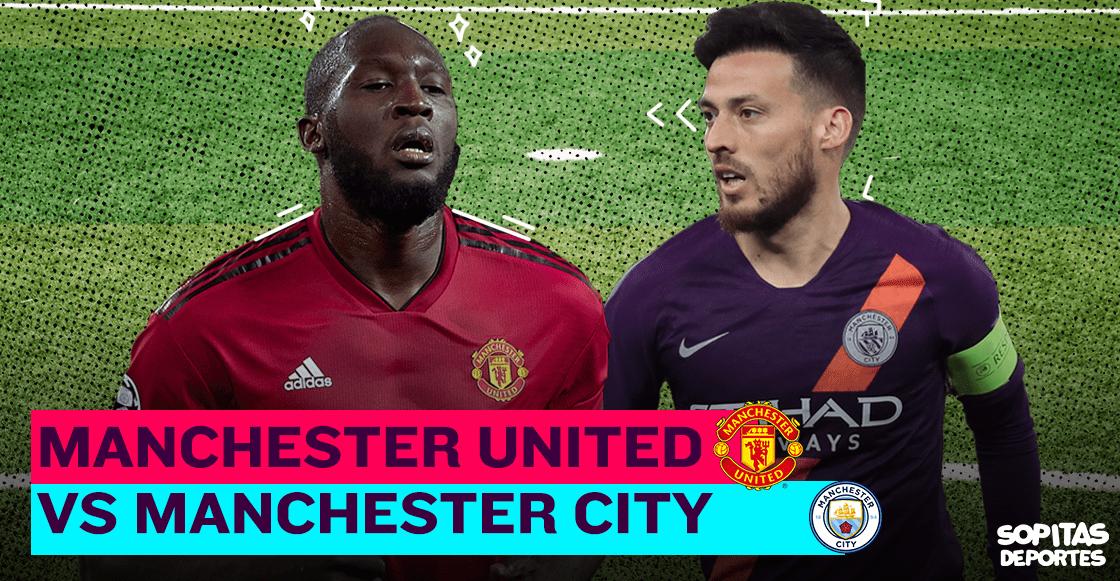 Sigue EN VIVO la Premier League: El Clásico de Manchester podría definir el título