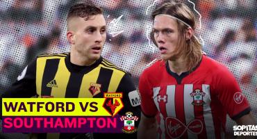 Sigue EN VIVO la Premier League: Watford y Tottenham juegan su partido pendiente
