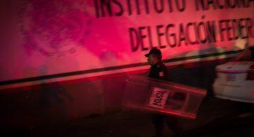 Esto no le va a gustar a Trump: motín y fuga de más de mil en estación del INM en Tapachula