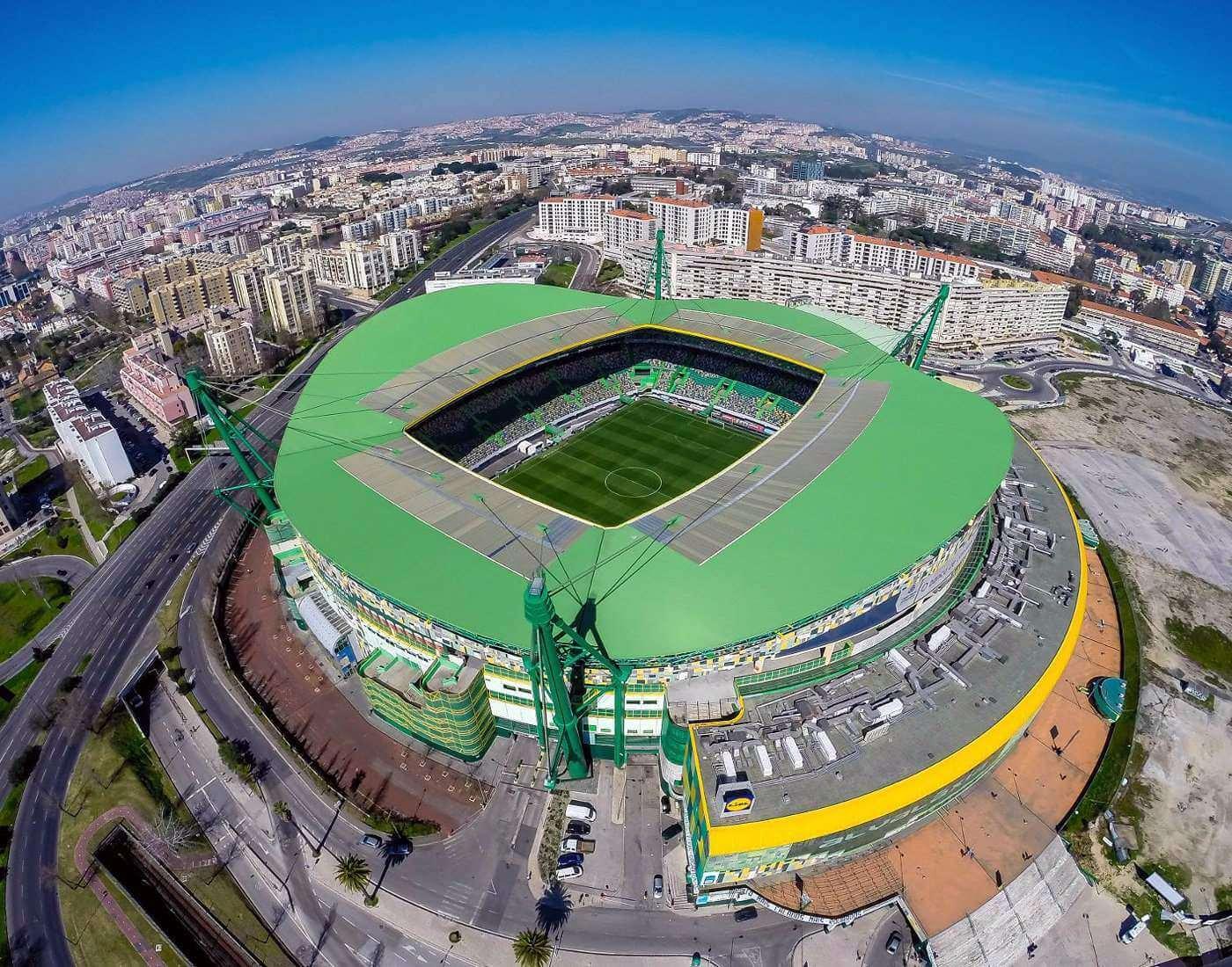 ¡Sporting de Lisboa cambiaría nombre de su estadio a 'Cristiano Ronaldo'!