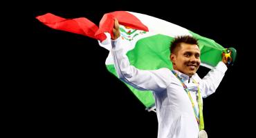 ¡Tragedia nacional! Germán Sánchez se perderá los Juegos Panamericanos de Lima 2019