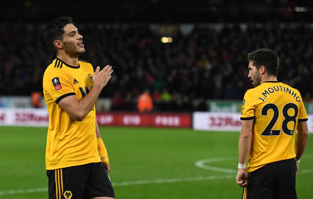 Los números de los Wolves ante el 'Top 6' en la Premier League