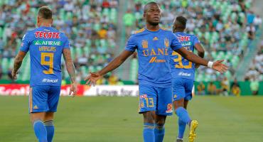 La lluvia de goles en Torreón que dejó a Tigres como el primer finalista de la Concachampions