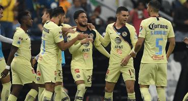¡El vuelo del Águila! Los goles con los que América se metió a la final de la Copa MX