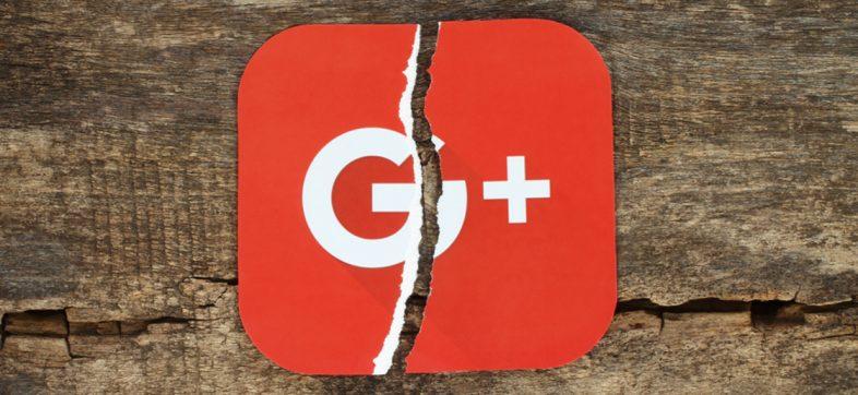 Google Plus se va y aquí te decimos cómo guardar tus archivos antes de que desaparezca el sitio