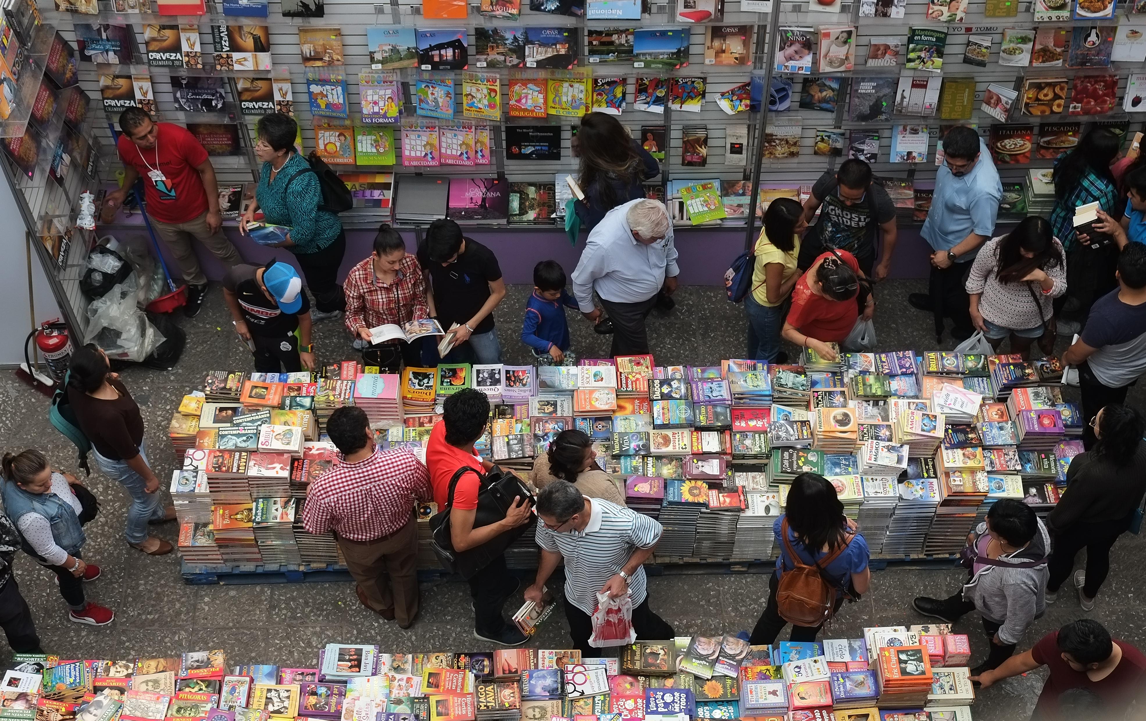 CIUDAD DE MÉXICO, 31MARZO2018.- La edición 12 del gran remate de libros se lleva a cabo a partir del 27 de marzo al 03 de Abril. en el Auditorio Nacional, con la partición de diversas editoriales con el fin de fomentar el habito a la lectura en la ciudad.
