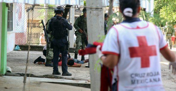 Por inseguridad, Cruz Roja se fue a paro casi 24 horas en Salamanca, Guanajuato