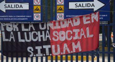 No daremos más de lo ya ofrecido, no tenemos más recursos: rector de la UAM a huelguistas
