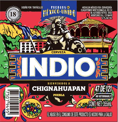 INDIO - Chingahuapan