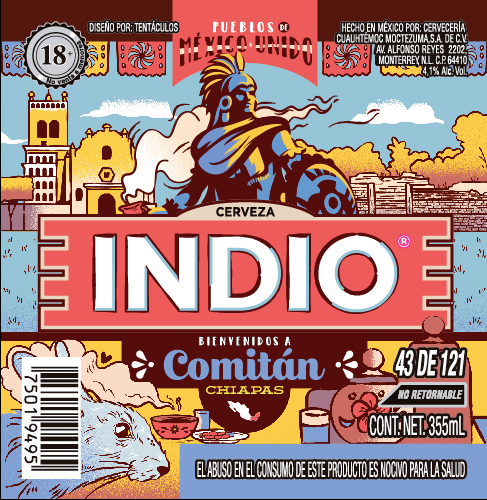 INDIO - Comitán