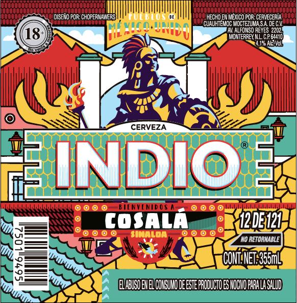INDIO - Cosalá