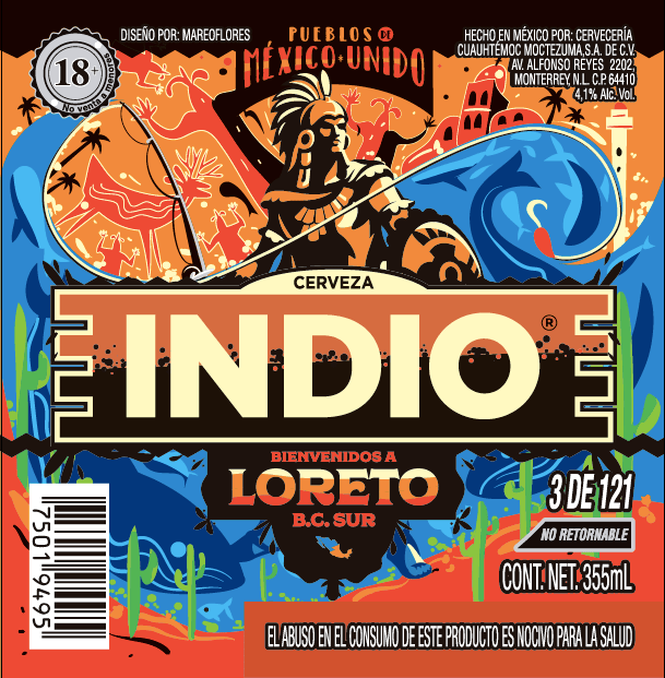 INDIO - Loreto