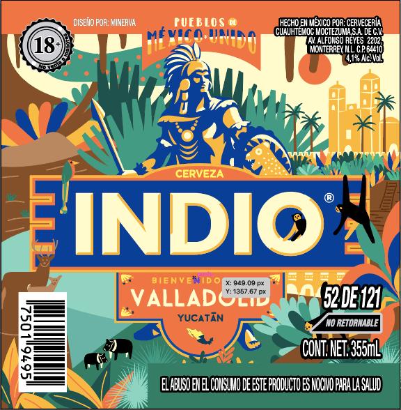 INDIO - Valladolid