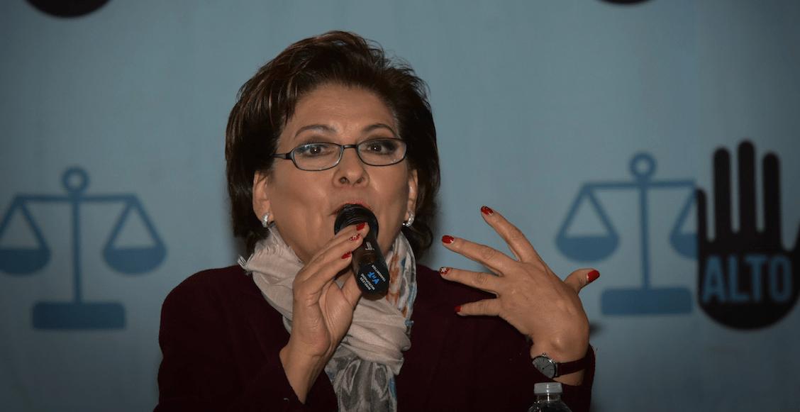 Sigue la polémica: Isabel Miranda de Wallace demandará por el reportaje de Proceso