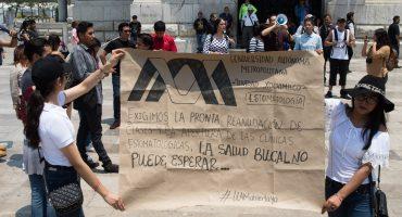 Con amparo, estudiantes y académicos de la UAM exigirán fin de huelga en la institución