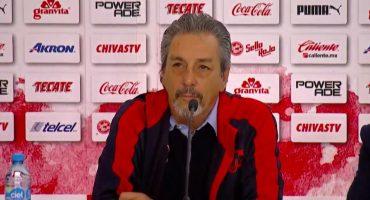 Tomás Boy fue presentado con Chivas y acá te dejamos sus mejores frases