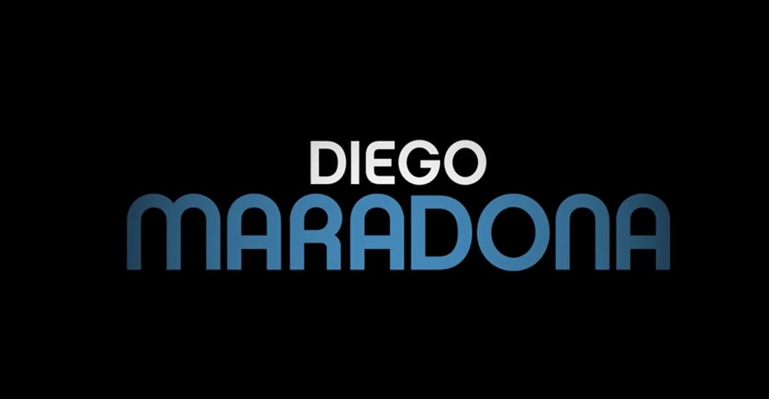 Revelan primer tráiler del documental de Diego Maradona
