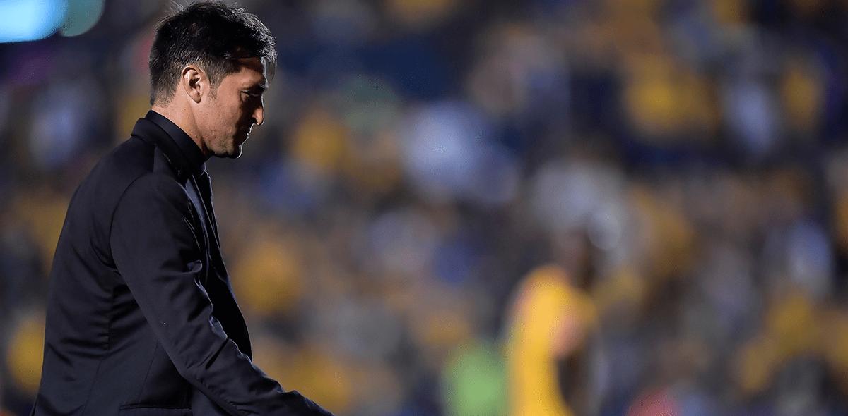 Lo que dijeron 'Tuca' y Alonso tras la ida de la final regia de la Concachampions