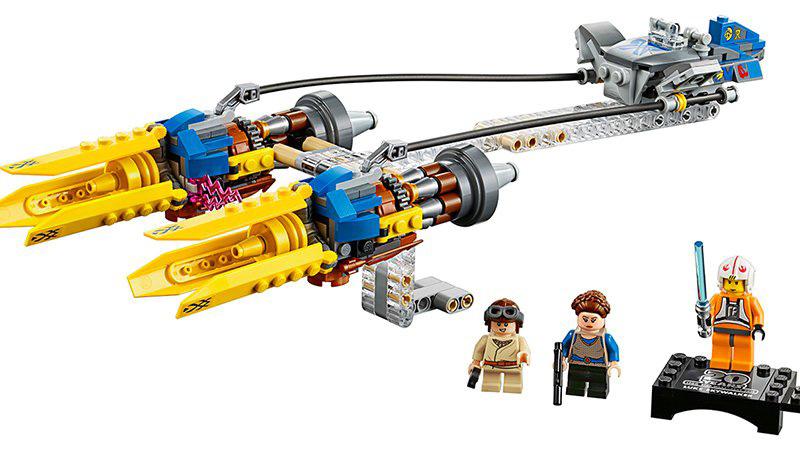 Lego Star Wars 20 años