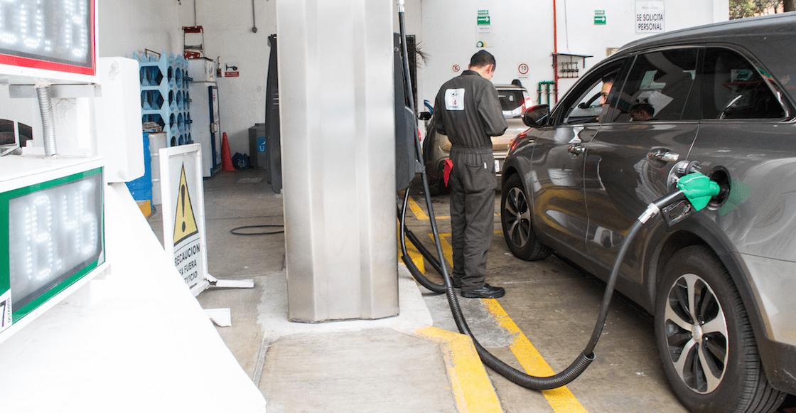 ¡Abusados! Este es el top ten de las gasolineras más caras en México