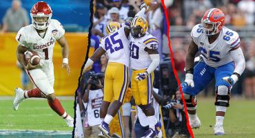 ¿Quién se los lleva? Los 10 jugadores a seguir en el Draft 2019 de la NFL