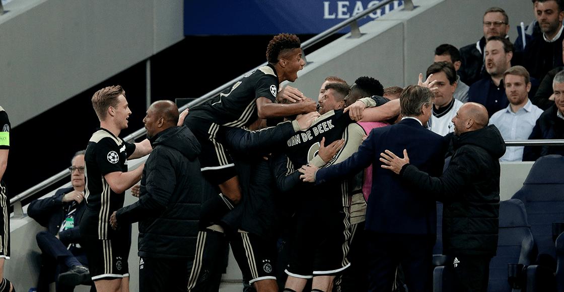 ¡Imparables! Los 4 'recintos' que el Ajax ha conquistado en la Champions League