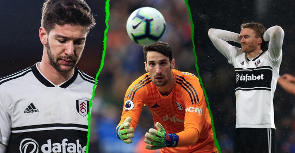 Los 5 cracks que fracasaron con el Fulham en la Premier League