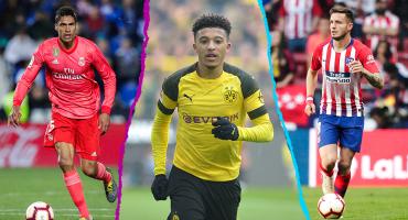 Los 5 fichajes que tiene en mente Solskjaer para el Manchester United