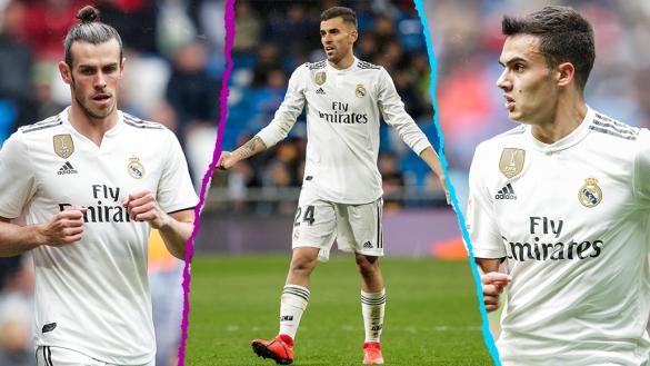 ¡Comenzó la limpia! Los 5 jugadores que Zidane ya no quiere en el Real Madrid