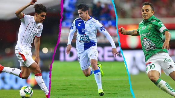 Los 5 jugadores que quiere Chivas para el Apertura 2019