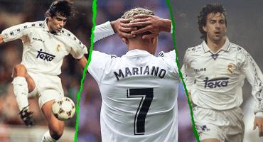 Mariano y los jugadores que