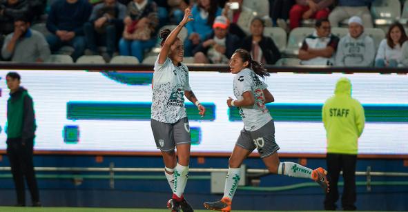 Atlas no pudo y Pachuca definió la primera semifinal de la Liga MX Femenil