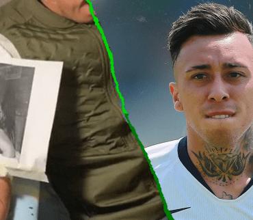 La hora sad: Martín Rodríguez se tatuó a su novia y ella lo cambió por un jugador de Cruz Azul