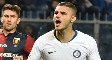 En el capítulo de hoy: Mauro Icardi reapareció con gol y triunfo en el Inter de Milan