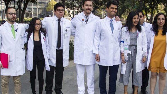 Médicos residentes levantan paro de labores; 95% han recibido sus pagos