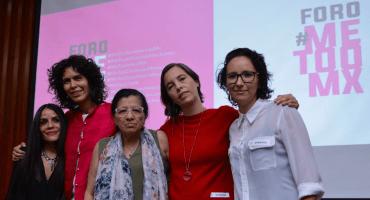 #MeTooMx ha evidenciado la violencia que enfrentan las mujeres, expone la CDHDF