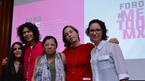 #MeTooMx ha evidenciado la violencia estructural que enfrentan las mujeres, expone la CDHDF