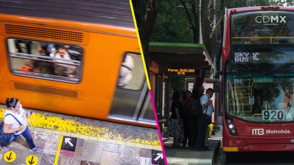 ¡Ojo! Van los horarios de servicio del Metro y Metrobús CDMX en Semana Santa