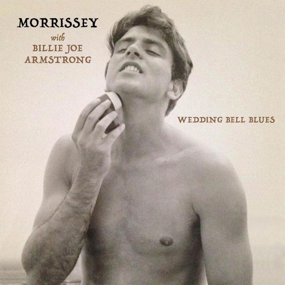 "Morrissey coverea ""Wedding Bell Blues"" junto a Billie Joe Armstrong de Green Day"