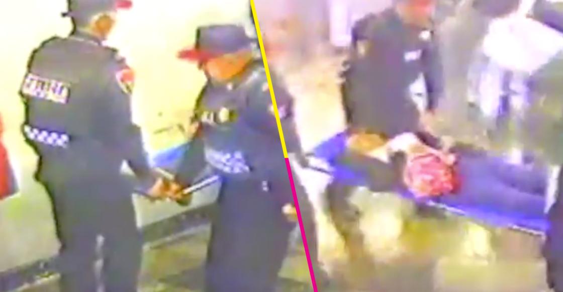 Una mujer se desmayó en el Metro, el personal la abandonó y horas después murió