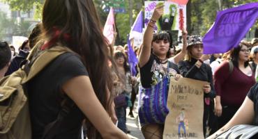 Surge #MujeresJuntasMarabunta y estas son sus demandas en el ámbito cultural