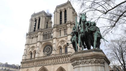 Notre Dame: la historia de la catedral en el corazón de París