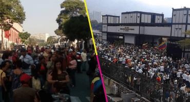 'Operación Libertad': surge tensión en Venezuela entre simpatizantes de Maduro y oposición