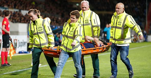 PSV confirmó que se acabó la temporada para el 'Chucky' Lozano
