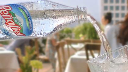 Niveles de arsénico en el agua mineral no son un riesgo, dice Grupo Peñafiel