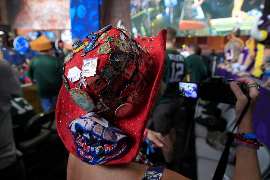 En imágenes: Así se vive el inicio del Draft 2019 de la NFL