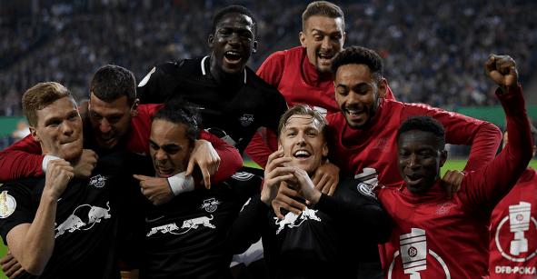 Con tan sólo 10 años de existencia, RB Leipzig alcanzó su primera final en la historia