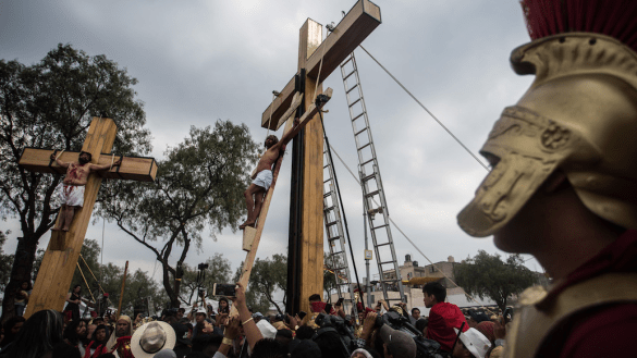 La Pasión de Cristo de Iztapalapa quiere ser Patrimonio de la Humanidad