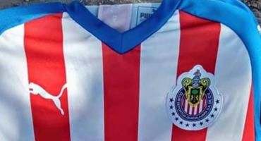 ¿Atleti, eres tú? Se filtró el nuevo uniforme de Chivas para el Apertura 2019