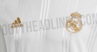 ¡Es bellísima! Se filtró la playera retro del Real Madrid para la próxima temporada